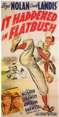 It Happened in Flatbush 1942 DVD - Lloyd Nolan / Carole Landis